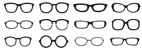 定番人気!オシャレメガネを買うならこれ!!!