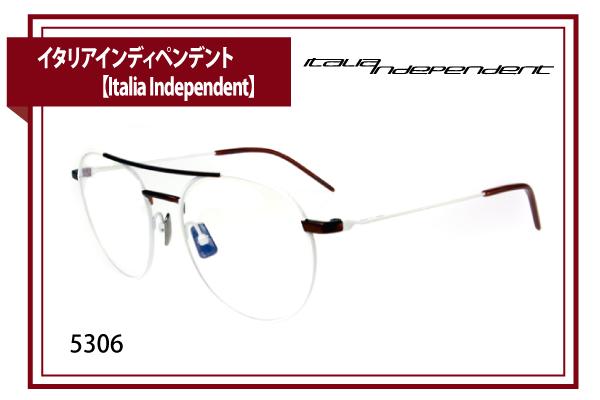 イタリアインディペンデント【Italia Independent】5306