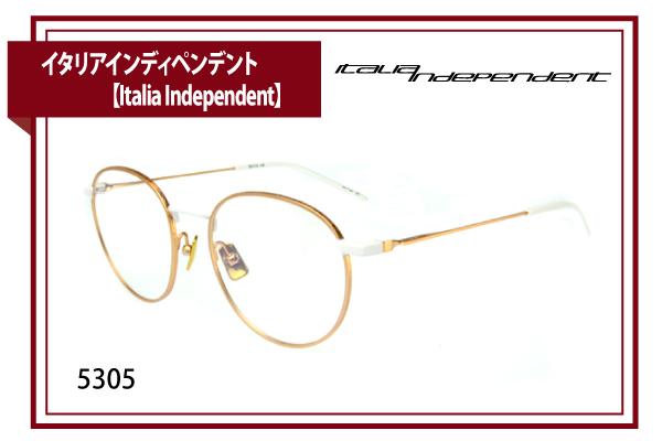 イタリアインディペンデント【Italia Independent】5305