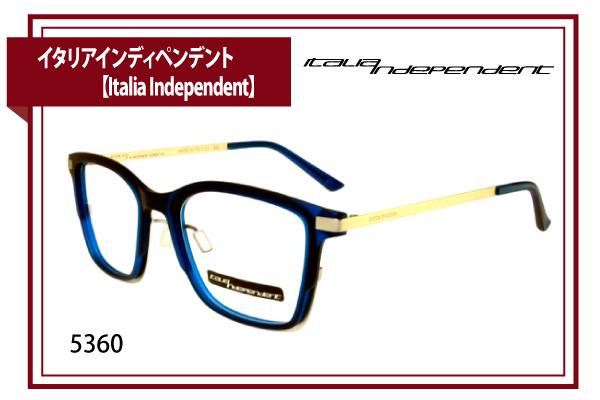 イタリアインディペンデント【Italia Independent】5360