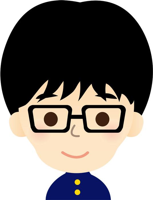 お子様に学習用(読書用)メガネを 【ルックワン辻井店】