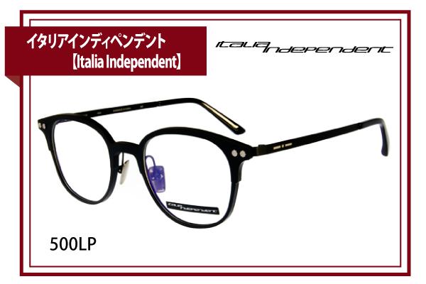 イタリアインディペンデント【Italia Independent】500LP