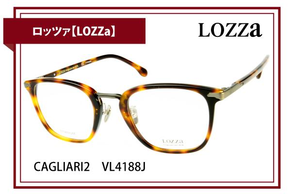 ロッツァ【LOZZa】CAGLIARI2 VL4188J