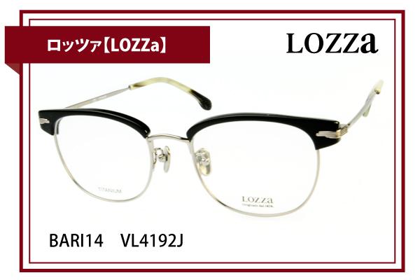 ロッツァ【LOZZa】BARI14 VL4192J