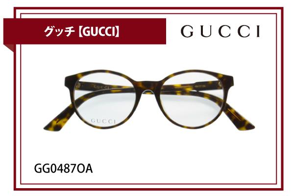グッチ【GUCCI】GG0487OA